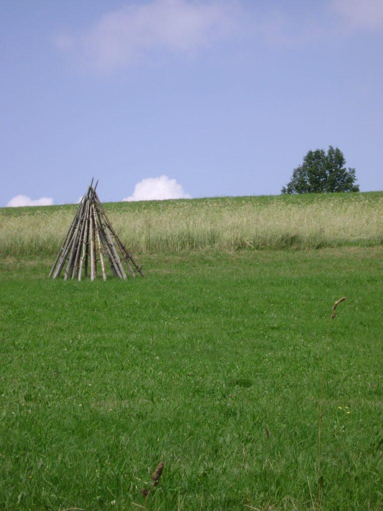 mandel - i na polích a lukách zazníval kdysi lidský hlas