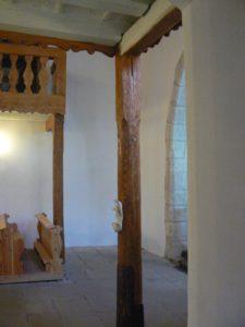 kostel sv. Kateřiny v Tamovicích