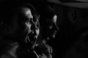 zpívající muži